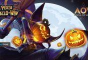 Inilah Cara Untuk Berpartisipasi Di Event Spooky Bingo AOV