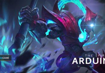 Guide Hero Arduin Meta Baru Arena of Valor