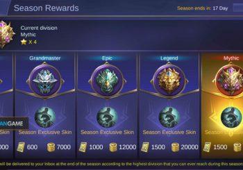 Inilah Cara Mudah Win Streak di Season 10 Mobile Legends Untuk Menaikan Ranked Mythic