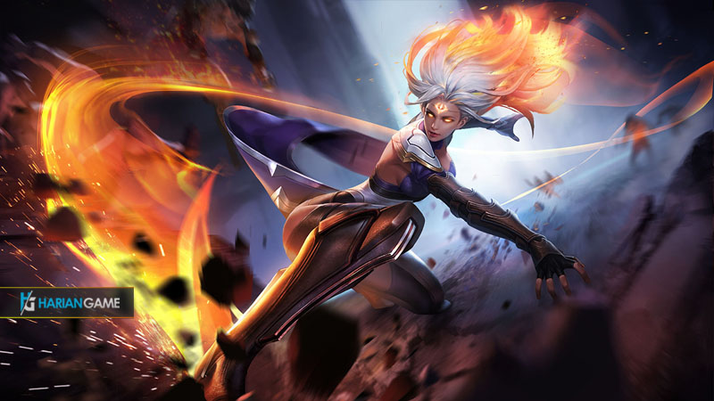 Guide Hero Assassin Terbaru Amily AOV