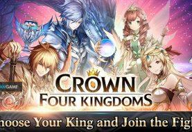 Inilah Game Mobile MMORPG Terbaru Crown Four Kingdoms Dengan Fitur War 100 Player
