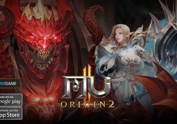 Game Mobile MMORPG MU ORIGIN 2 Akan Segera Hadir Di Indonesia