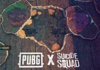 Joker dan Harley Quinn Tunjukkan Aksinya di PUBG x Suicide Squad