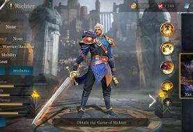 Inilah Guide Hero Terbaru Richter Arena of Valor Yang Recomended