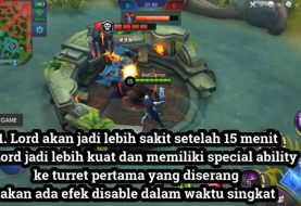 Upgrade Lord Dengan Skill Di Patch Terbaru 1.3.32 Mobile Legends