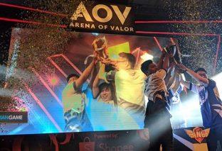 WAW! Tim Yang Baru Dibentuk Reza Arap Berhasil Menjadi Juara ANC 2018