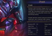 Guide Terbaru Hero Mage Zhask Mobile Legends Season 10