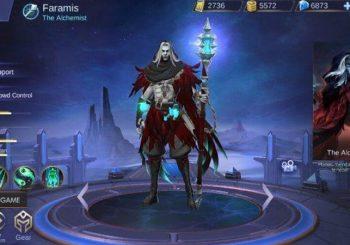Inilah Penampilan Hero Mage Terbaru Faramis Mobile Legends