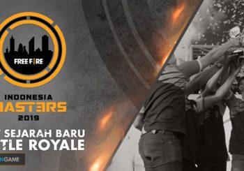 Garena Indonesia Mempersembahkan Free Fire Indonesia Master 2019