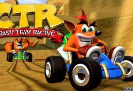 Game Balapan Crash Team Racing Akan Didaur Ulang Untuk PS4
