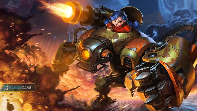 Guide Terbaru Hero Fighter Jawhead Mobile Legends