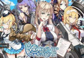 Game Mobile Warship Girls Versi Inggris Kini Sudah Membuka Masa Pra-Registrasi