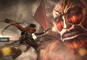 Akhirnya Game Mobile Attack on Titan Akan Segera Dirilis Untuk Global