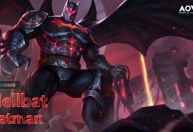 Inilah Penampilan Skin Terbaru Hero Batman Arena of Valor