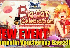 Event Ragnarok M Big Cat Celebration Yang Sudah Dimulai Hari Ini