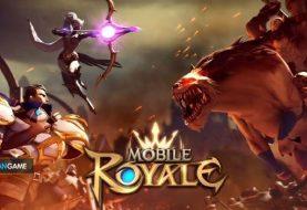 Game Mobile Royale Kini Sudah Resmi Membuka Masa Pre-Register Dengan Hadiah Yang Menarik