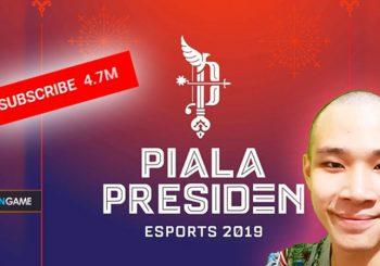 Jess No Limit Secara Resmi Terpilih Menjadi Duta Piala Presiden eSport 2019