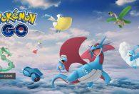 Pokemon Go Update Pokemon Generasi ke 3 Serta Pokemon Legendaris Dari Pokemon Ruby dan Sapphire