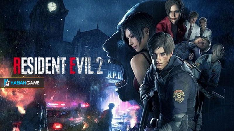 Game Resident Evil 2 Remake Akhirnya Sudah Resmi Dirilis