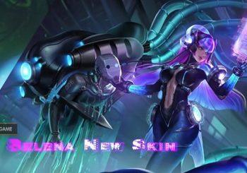 Inilah Penampilan Skin Epic Terbaru Hero Selena Mobile Legends