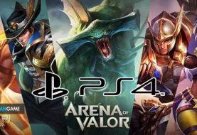 Game Mobile Arena of Valor Dikabarkan Akan Dirilis Untuk PS4