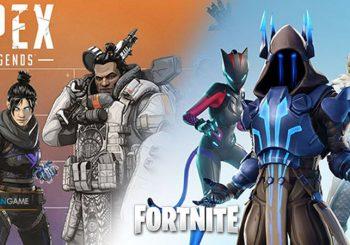 Fortnite Mulai Mengalami Penurunan Dengan Hadirnya Apex Legends