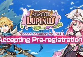 Inilah Game Mobile MMORPG Terbaru Dari Asobimo Yang Berjudul Avabel Lupinus