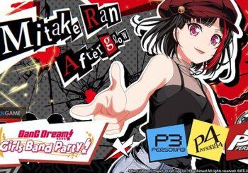 Game Mobile BanG Dream Versi Global Akan Menghadirkan Event Kolaborasi Dengan Persona