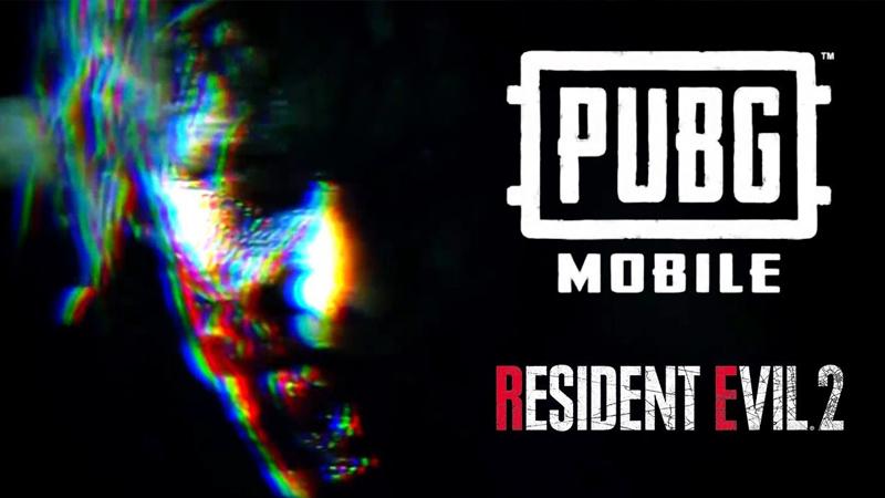 Bocoran Gambar PUBG Mobile x Resident Evil 2