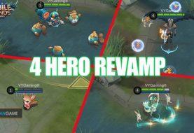 Inilah 4 Hero Mobile Legends Yang Mendapat Rework