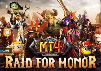Inilah MT4-Lost Honor Game Mobile MMORPG Terbaru Dari Efun