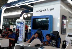Seru! Di Bandara Soekarno Hatta Kamu Bisa Main Game Gratis!