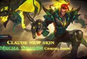 Inilah Penampilan Skin Terbaru Hero Claude Mobile Legends