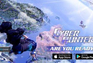 Game Battle Royale Cyber Hunter Kini Sudah Resmi Dirilis
