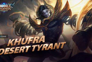 Guide Terbaru Hero Tank Khufra Mobile Legends