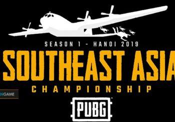 Inilah Roadmap PUBG Esports SEA Championship 2019