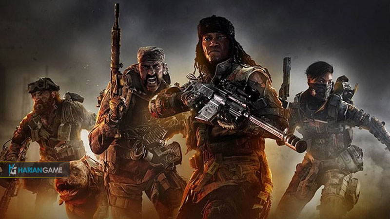 Game Call of Duty: Black Ops 4 Mode Battle-Royale Kini Bisa Dimainkan Secara Gratis