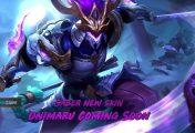 Inilah Penampilan Skin Epic Terbaru Hero Saber Mobile Legends